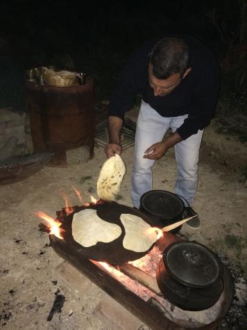 firing the pita